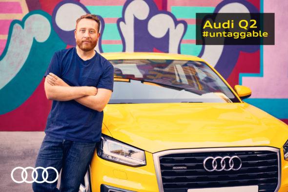 - Audi Q2 #Untaggable - Jack Terry
