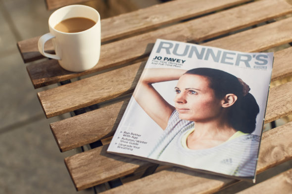 - Jo Pavey – Runners World Magazine - Jack Terry