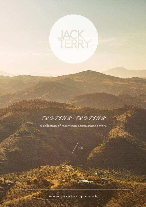 - Testing – Testing Ltd Edition Promo - Jack Terry