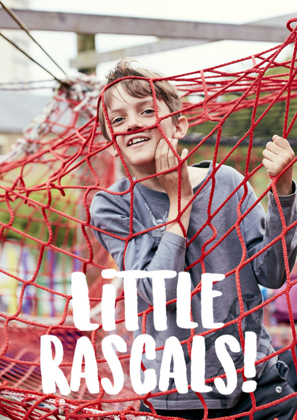- Little Rascals - Jack Terry