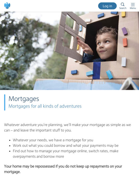 - Barclays Mortgages - Jack Terry