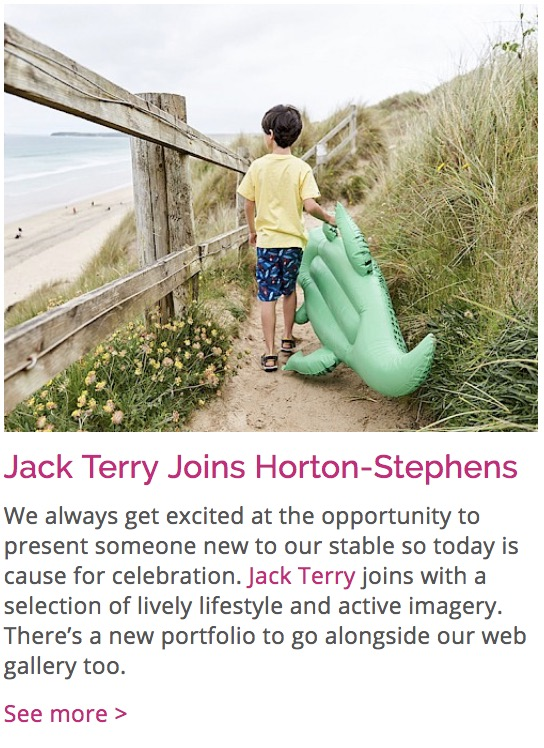- Now represented by Horton Stephens - Jack Terry