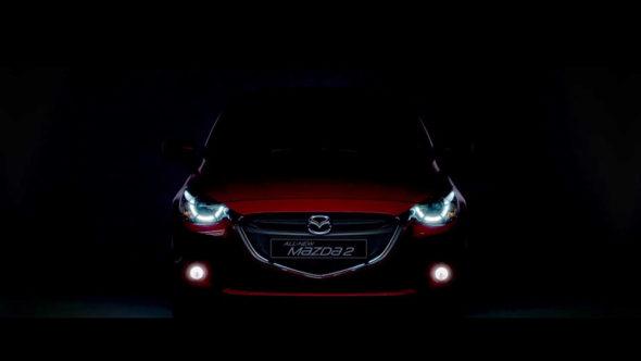 - Mazda 2 – Studio - Jack Terry