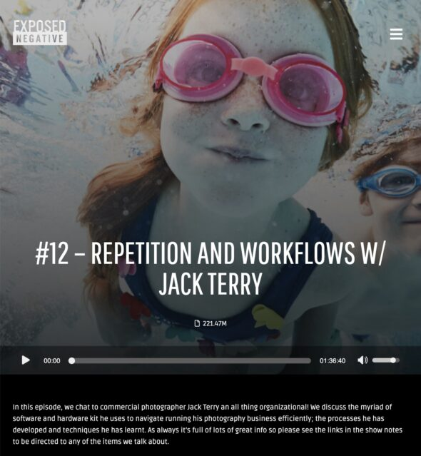 - Exposed Negative Podcast - Jack Terry